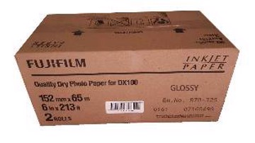 Picture of DRY PHOTO DX220 LU 152 mm X65m