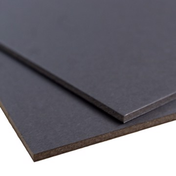 Εικόνα της BLACK 2,000 x 1,000 x 5 MM sheet,min 25 Sheet/Box