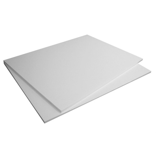Φωτογραφία από ALFIX 1,000 x 1,400 x 5 MM sheet, min 15 Sheet/Box μια πλευρά αυτοκόλλητη με αλουμίνιο