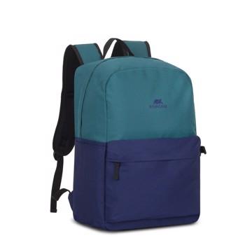 """Εικόνα της RIVACASE 5560 aquamarine/cobalt blue 20L τσάντα μεταφοράς Laptop 15.6"""""""