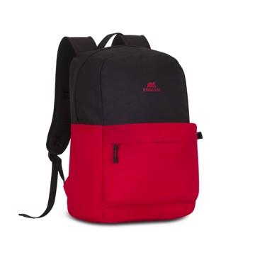 """Εικόνα της RIVACASE 5560 black/pure red 20L τσάντα μεταφοράς Laptop 15.6"""" / 12"""