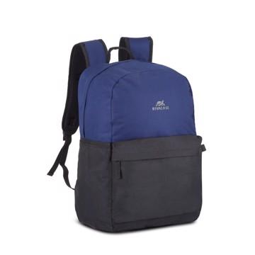"""Εικόνα της RIVACASE 5560 cobalt blue/black 20L τσάντα μεταφοράς Laptop 15.6"""" / 12"""