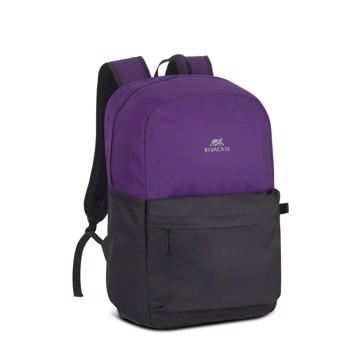 """Εικόνα της RIVACASE 5560 signal violet/black 20L τσάντα μεταφοράς Laptop 15.6"""" / 12"""