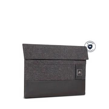 """Εικόνα της Rivacase 8803 μαύρος mélange φάκελος μεταφοράς για  MacBook Pro και Ultrabook 13.3"""""""