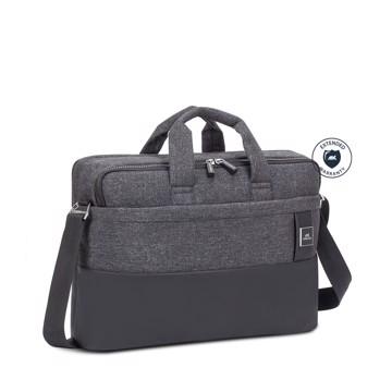 """Εικόνα της Rivacase 8831 μαύρη mélange τσάντα μεταφοράς για  MacBook Pro και Ultrabook 15.6"""""""