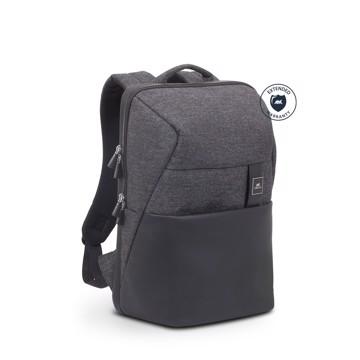 """Εικόνα της Rivacase 8861 μαύρο mélange σακίδιο μεταφοράς για  MacBook Pro και Ultrabook 15.6"""""""
