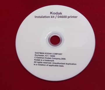 Picture of WW INTALLATION KIT /D4600 PRINTER