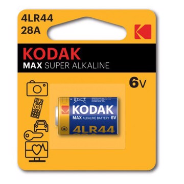 Picture of KODAK ULTRA Alkaline 28A battery (1 pack)