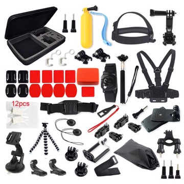 Picture of X'trem L53 accessories kit Σετ αξεσουάρ Action camera