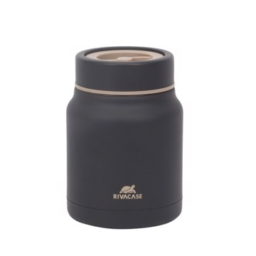 Picture of Rivacase 90331 Black Food jar, 0.5L Φαγητοδοχείο