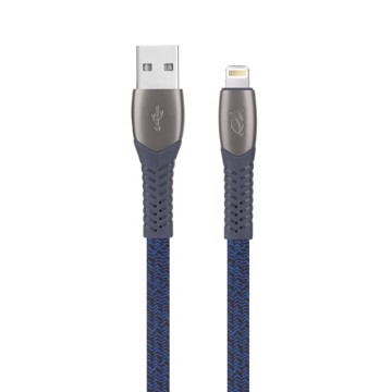 Εικόνα της RIVACASE PS6101 BL12 MFi Lightning cable 1,2m Μπλε