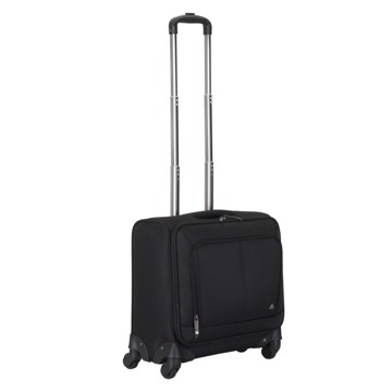 "Picture of RivaCase 8481 Tegel black Trolley bag 20"" Τσάντα τρόλεϊ Μαύρη"