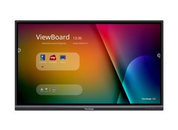 """Picture of VIEWSONIC IFP6550-3 ViewBoard 65"""" 4K Interactive Display"""